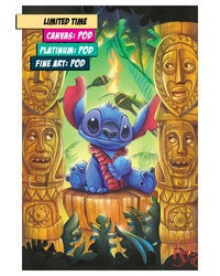 STITCH: TIKI TROUBLE
