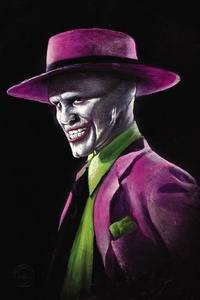 THE MASK/JOKER: