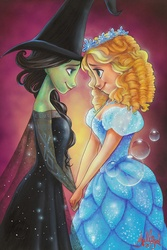 WICKED SISTERS OF OZ: