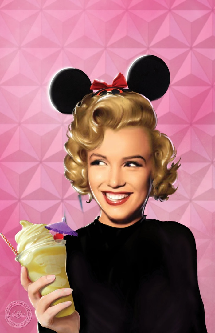 MARILYN MONROE: SOME LIKE IT WHIPPED