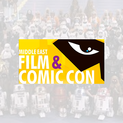 Middle East Film Comic Con Event Information
